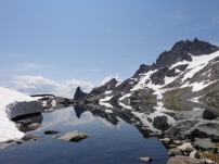High Mountain Mirror