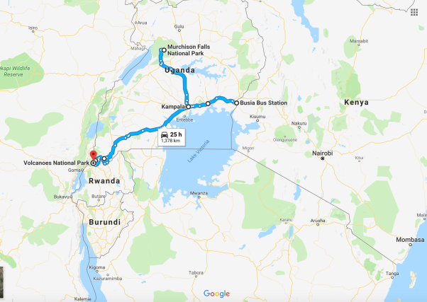 UgandaTravels